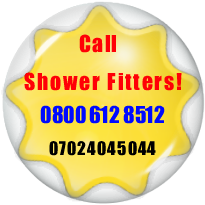 Call Shower Fitters Free Phone 0800 612 8512